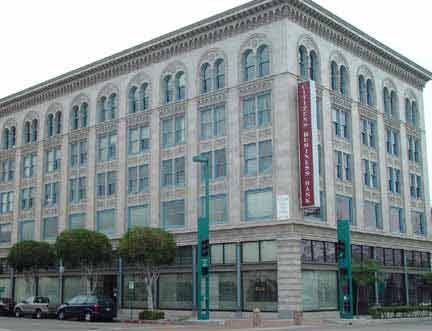 Today - Historic Chapman Building Fullerton CA