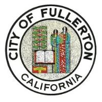 City of Fullerton City Manager Update