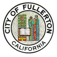 Community Survey for New City of Fullerton Website