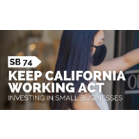 Small Business Relief Bill Gains Support of Nearly One-Third of California Legislature