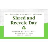 2020 E-Recycle and Shred Day