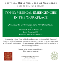 Safety Seminar: Medical Emergencies in the Workplace