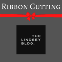The Lindsey Building Ribbon Cutting
