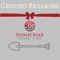 StoneCreek Dental Care Ground Breaking