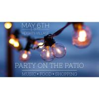 Heights Village-Party on the Patio