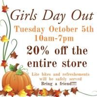 Monograms Plus-Girls' Day Out