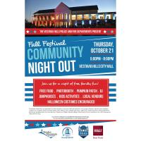 Vestavia Hills Community Night Out