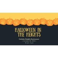 Halloween in the Heights
