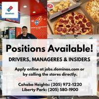 Domino's Pizza-Cahaba Heights