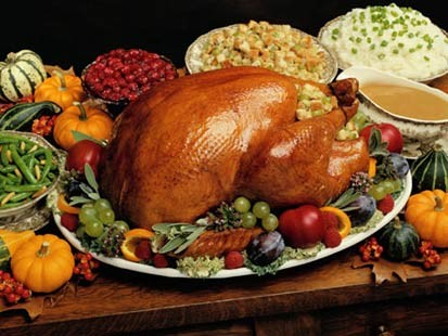 Thanksgiving and Christmas Dinner. Reservations Only!
