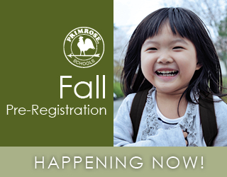 Open Registration for Fall 2018 - 2019 Now in progress for  Ages 2, 3 & 4