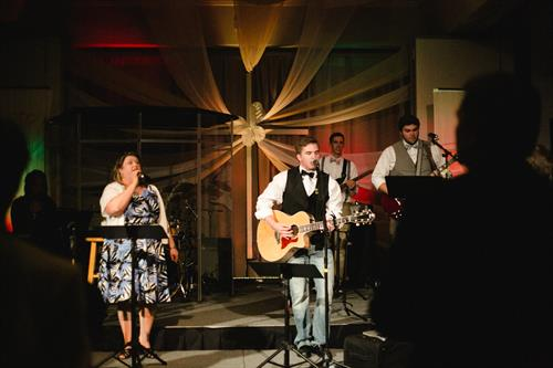 Contemporary Worship Band