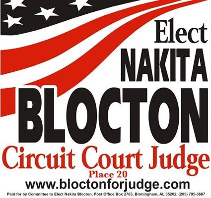 Committee to Elect Nakita R. Blocton