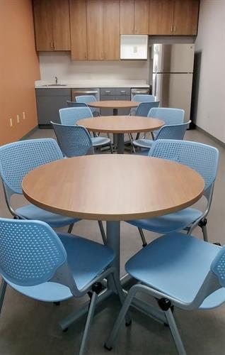Employee Break Room, Gadsden Eye Associates