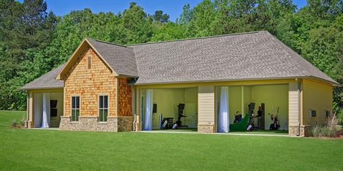 Golf Performance Center - Home of Blackburn Golf