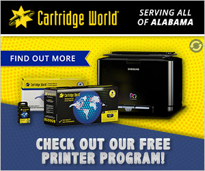 Ask us about our FREE printer program! It will change your life.