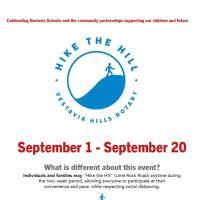 Hike the Hill - Vestavia Hills Rotary