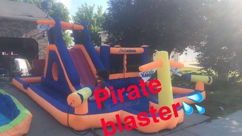 Pirate Blaster