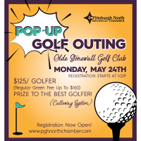 Pop Up Golf Outing