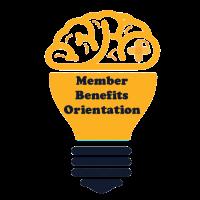 Member Benefits Orientation - October 2020