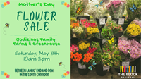 Mother's Day Flower Sale at The Block Northway