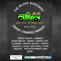Farmers Markets Return to The Block Northway