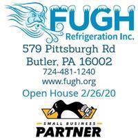 Fugh Refrigeration, Inc. - Butler