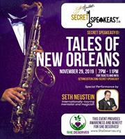 Secret Speakeasy: Tales of New Orleans by Seth Neustein
