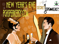 New Year's Eve Secret Speakeasy: Roaring 2020s Great American Speakeasy by Seth Neustein charity event