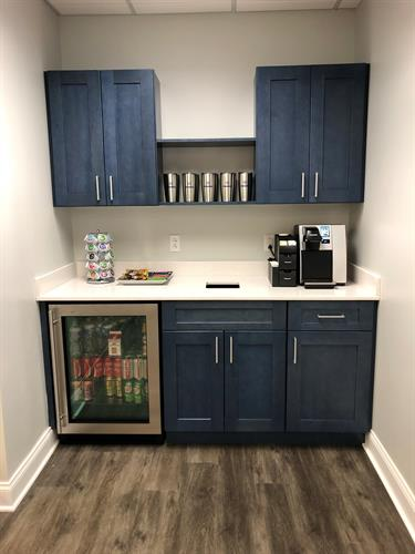 Client Beverage Center