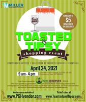 Toasted & Tipsy Event Supports 2 Local Non-Profits!