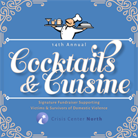 14th Annual Cocktails & Cuisine | Supporting Victims of Domestic Violence