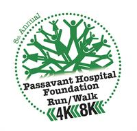 8th Annual Passavant Hospital Foundation Virtual 4K and 8K Run/Walk
