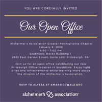 Join us for an Open Office at our NEW Location!