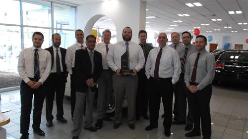 2014 GM Mark of Excellence