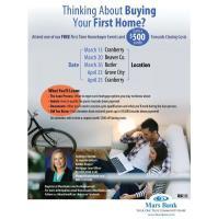 Mars Bank First Time Home Buying Seminar