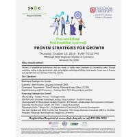 SBDC Proven Strategies for Growth Seminar