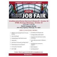 CCAC Upcoming Job Fair