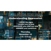 Understanding Depression with the Living Faith Baptist Church