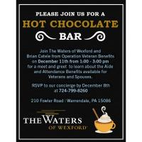 The Waters of Wexford Hot Chocolate Bar