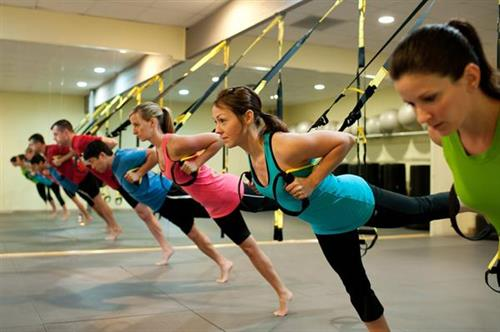 We offer TRX Fitness Classes and Bootcamps.