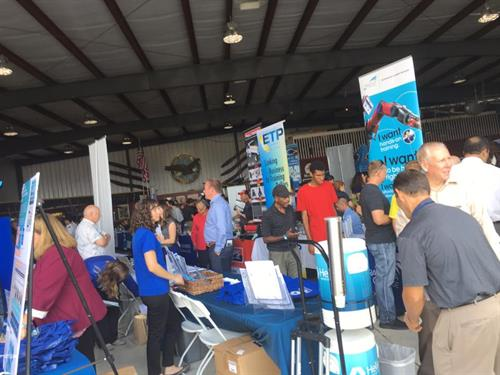 The 2018 Manufacturing Expo brought out over 500 attendees