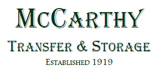 McCarthy Transfer & Storage, Inc.