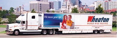 Your Interstate Agent for Wheaton World Wide Moving