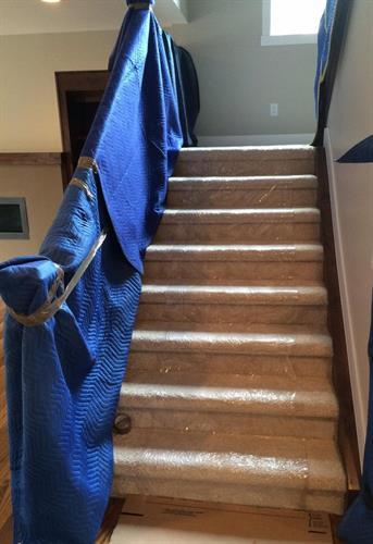 Staircase Prep