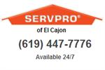 Servpro of El Cajon