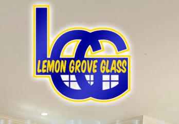 Lemon Grove Glass