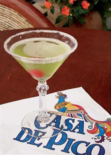 Tasty martinis