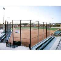 3 Softball Fields