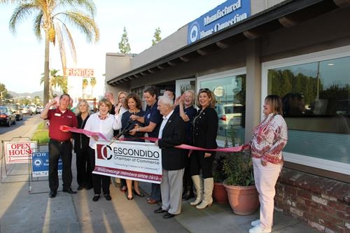 Grand opening of our new Escondido location
